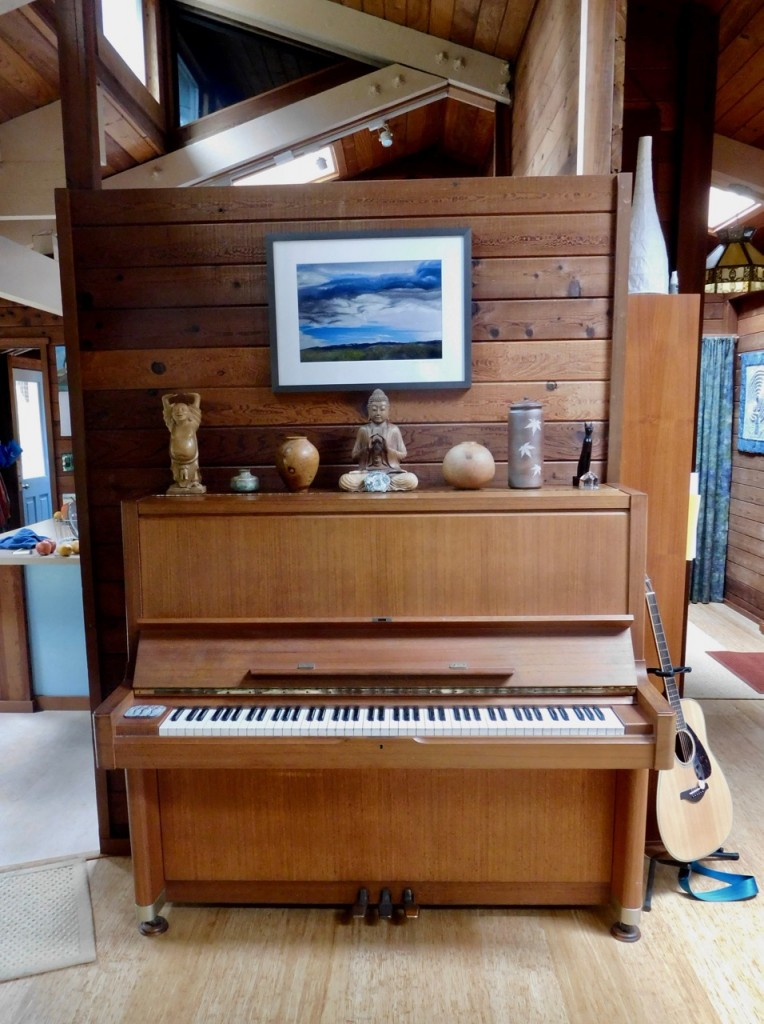 my upright piano