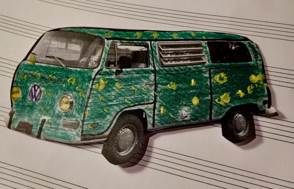Zelman's Van