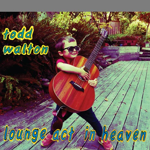 lounge act in heaven CD